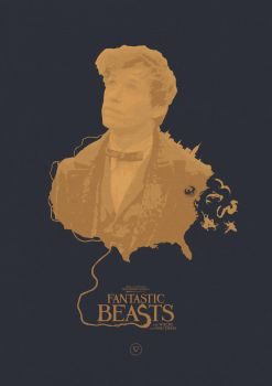 I want to be a wizard - Fantastic Beasts by lewisdowsett