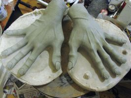 ork hands by damocles-shop