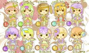 60 points CHEAP Flower Adopts|1 LEFT [OPEN] by dewream