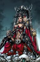 Grimm Fairy Tales #86 Colors by Kromespawn