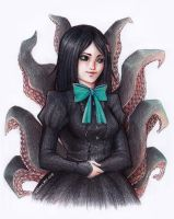 Octopus Lady for Gava Beatrix by Ritusss