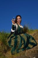 Medieval Green 2 by Anariel-Stock