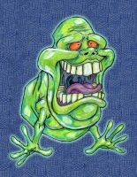 Slimer-3 by twistedcortex