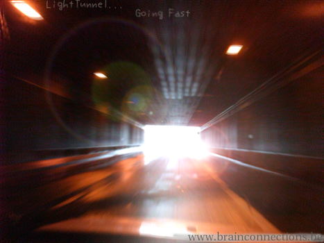 Lighttunnel by fredle