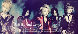 the GazettE Sig by BeforeIDecay1996