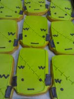 Frankenstein's Monster Cookies by eckabeck