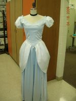 Cinderella Ballgown Finished by AllenGale