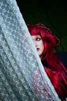 Cyber Rose-Red: My heart is bleeding by Rosenbraut