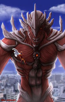 One Punch Man by MetaWorks