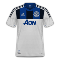 Manchester United Away by Damian-carp