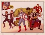 Avengers Assemble Final by ArtisticSchmidt