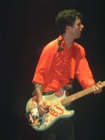 Billie Joe Red Shirt by febodyed
