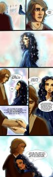 Reunion - an Anakin x Padme comic by lisuli79