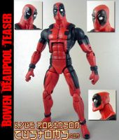 Bowen DEADPOOL Teaser by KyleRobinsonCustoms