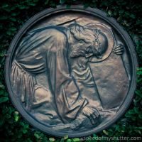VII Jesus falls the second time by speedofmyshutter
