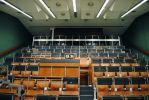 auditorium by absorbed