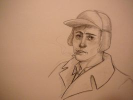 Holden Caulfield by tree27