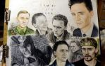 Tom Hiddleston page WIP by GeeFreak