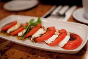 Insalata caprese by patchow
