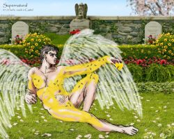 Supernatural fanfic: Angel's honey from S7.23 by noji1203