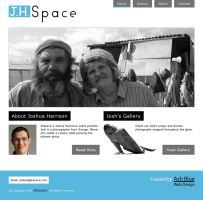JHSpace Website by truefreestyle