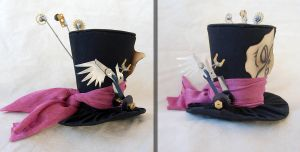 Tiny Top Hat: Steampunk Mad Hatter V2 by TinyTopHats