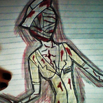 Silent Hill Nurse by XxKILLERGIRLXX