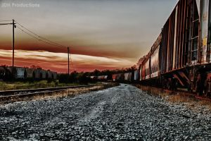 The Railworkers View - 2 by mxjerrett