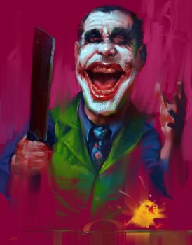 Why So Serious by zhuzhu