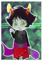 Kanaya Maryam by Oo-Red-Kitty-oO
