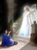 The Annunciation by JMKoontz