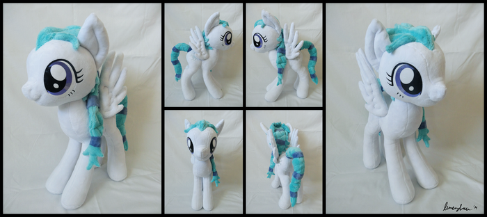 Flurry Frostworks by LumenGlace