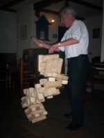 Giant Jenga Moments by lucie-lubot