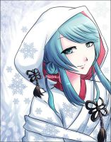 Snow Miku 2013 by Hiioji