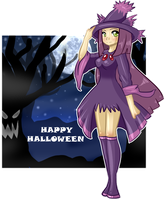 Happy Halloween 2011 by Rumay-Chian