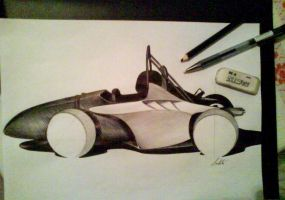 Formula Student-sketch by Morfiuss