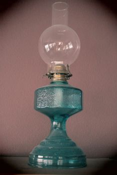 Oil Lamp Marianad by persomatey