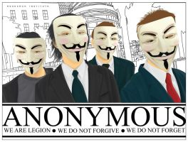 Anonymous by ParaSadness