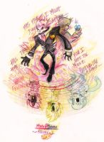 .: I mIgHt JuSt DiSsPpEaR.. - Mystery Skulls  :. by PrideAlchemist7