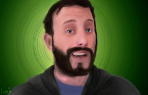 Geoff Ramsey - Rooster Teeth by Iceey23