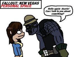Fallout New Vegas PS by Lord4536