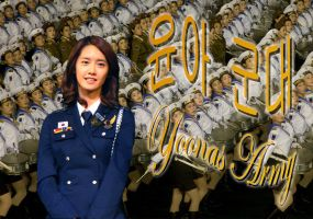 Yoona's Army by theRealJohnnyCanuck