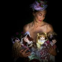 the doll collector by poivre