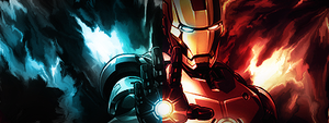 Iron man by VocaloidAndSuch