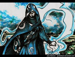 Jace Beleren by Picheblast