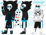 Sanzter's New Reference Sheet! by Ask-Bluestar14