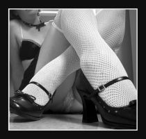 Stockings Please by Ronny77