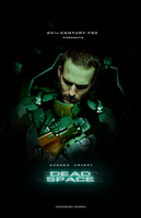 Dead Space Movie Poster - Revisited by NiteOwl94