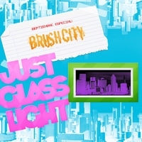 +Brush City by JustGlassLight