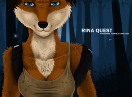 Rina Quest by Fiidchell